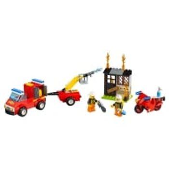 LEGO® Βαλιτσάκι Πυροσβεστικής Περιπολίας