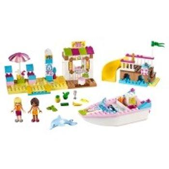 LEGO® Διακοπές στην Παραλία της ΄Αντρεα και της Στέφανι