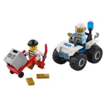 LEGO® Σύλληψη με ATV