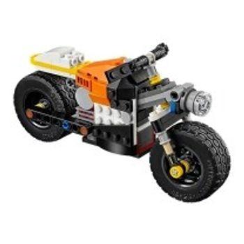 LEGO® Πορτοκαλί Μοτοσικλέτα Δρόμου