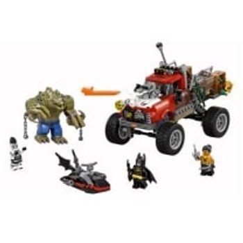 LEGO® Το Τέιλ-Γκέιτορ του Κίλερ Κροκ™
