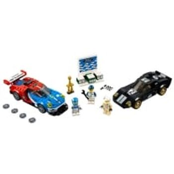 LEGO® Ford GT & 1966 Ford GT40