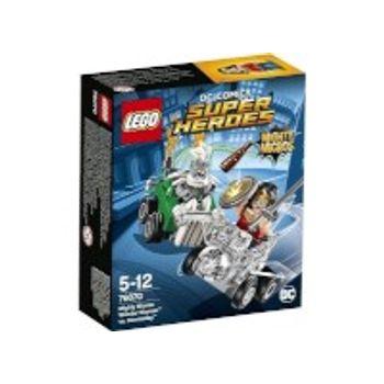 LEGO® Mighty Micros Γουόντερ Γούμαν™ εναντίον Ντούμσντεϊ™