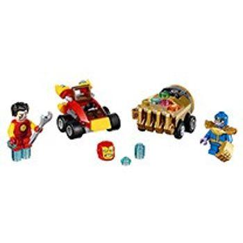 LEGO® Mighty Micros Iron Man εναντίον Thanos