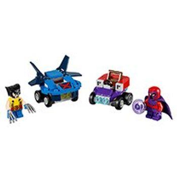 LEGO® Mighty Micros Γούλβεριν εναντίον Μαγκνίτο