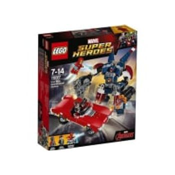 LEGO® Iron Man Ο Detroit Steel Επιτίθεται