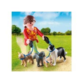 PLAYMOBIL 5380 Εκπαιδευτρια Σκύλων