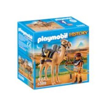 PLAYMOBIL 5389 Αιγύπτιος πολεμιστής με καμήλα