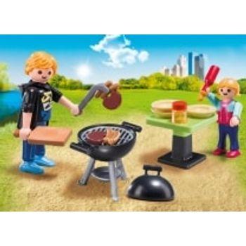 PLAYMOBIL 5649 Βαλιτσάκι Barbecue