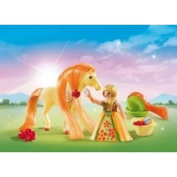 PLAYMOBIL 5656 Βαλιτσάκι Πριγκίπισσα με άλογο