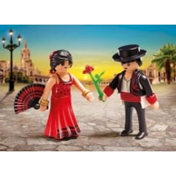 PLAYMOBIL 6845 Duo Pack χορευτές Flamenco