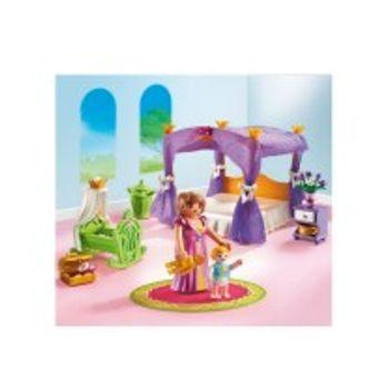 PLAYMOBIL 6851 Πριγκιπικό Υπνοδωμάτιο με Λίκνο