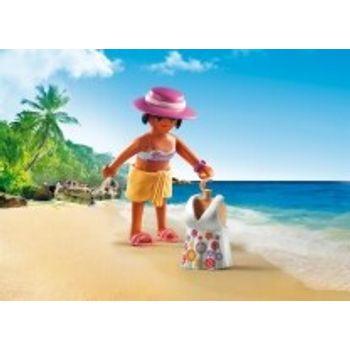 PLAYMOBIL 6886 Fashion Girl με ρούχα παραλίας