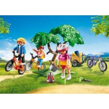PLAYMOBIL 6890 Εκδρομή Με Ποδήλατα Βουνού