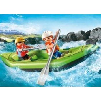PLAYMOBIL 6892 Βάρκα ράφτινγκ με παιδάκια