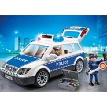 PLAYMOBIL 6920 Περιπολικό όχημα με φάρο και σειρήνα