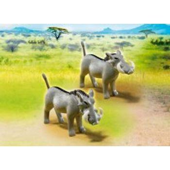 PLAYMOBIL 6941 Αφρικανικοί Φακόχοιροι