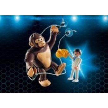 PLAYMOBIL 9004 Ο Μεγάλος Μαϊμουμού