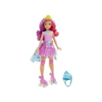 Κούκλα Barbie Video Game Ηλεκτρονική Πριγκίπισσα