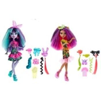 Kούκλα Monster High Ηλεκτρομορφές Μαλλιά με Αξεσουάρ (1 Τεμάχιο)