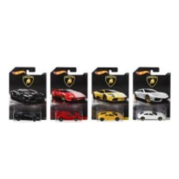 Αυτοκινητάκι Hot Wheels Lamborghini (1 Τεμάχιο)