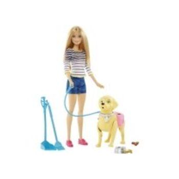Κούκλα Barbie και Σκυλάκι