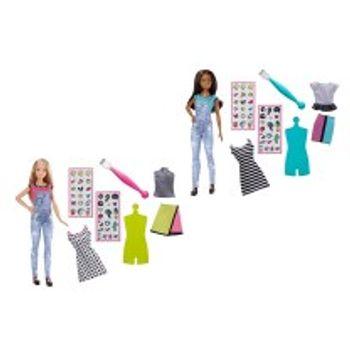 Κούκλα Barbie DIY Emoji (1 Τεμάχιο)