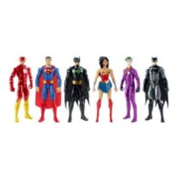 Φιγούρα Justice League Action 30cm (1 Τεμάχιo)