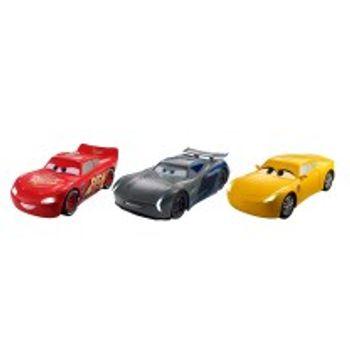 Αυτοκινητάκι Cars 3 με Φώτα και Ήχους (1 Τεμάχιο)