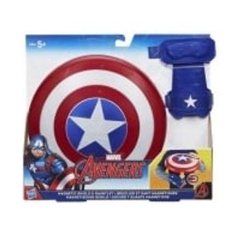 Ασπίδα Captain America Magnetic & Προστατευτικό