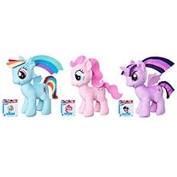 Φιγούρα Μίνι My Little Pony Soft Plush (1 Τεμάχιο)
