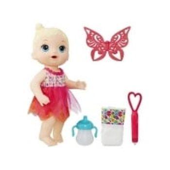 Κούκλα Baby Alive Face Paint Fairy Blonde