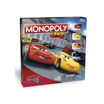 Επιτραπέζιο Monopoly Cars 3 Junior