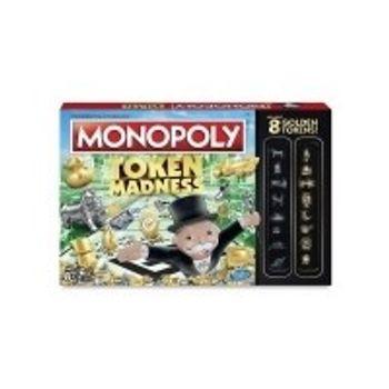 Επιτραπέζιο Monopoly Token Madness