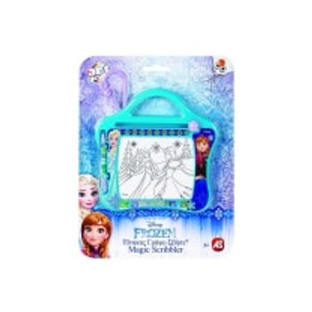 Πίνακας Γράψε-Σβήσε Frozen Travel
