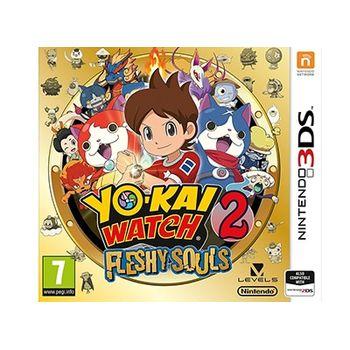 Yo-Kai Watch 2: Fleshy Souls – 3DS/2DS Game