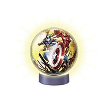 3D Παζλ Avengers Μπαλαλάμπα Τρέλα (72 Κομμάτια)