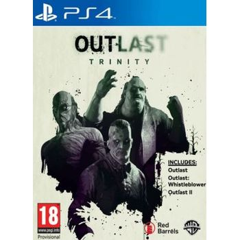 Outlast Trinity – PS4 Game