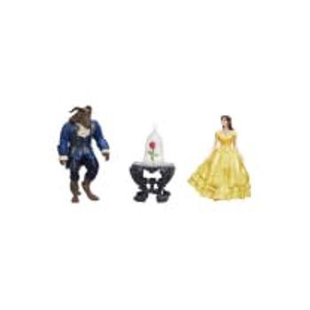 Κούκλα Πεντάμορφη Disney Enchanted Rose Scene