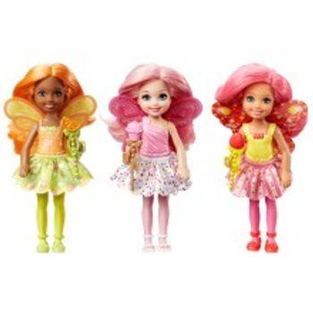Μίνι Κούκλα Barbie Νεράιδα Τσέλσι (1 Τεμάχιο)