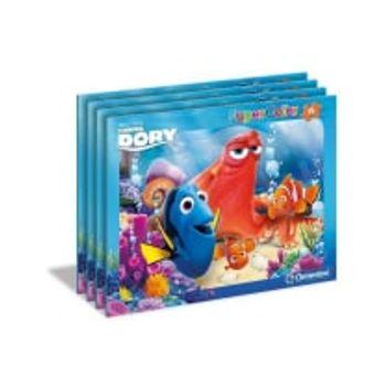 Παζλ Finding Dory Super Color Disney (15 Κομμάτια)