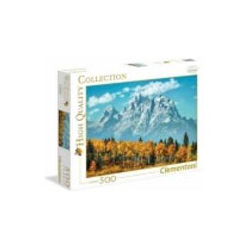 Παζλ Grand Teton in Fall HQ Collection (500 Κομμάτια)