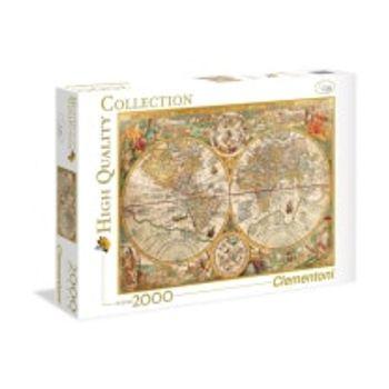 Παζλ Αρχαίος Χάρτης HQ Collection (2000 Κομμάτια)