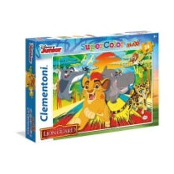 Παζλ H Φρουρά των Λιονταριών Super Color Maxi (24 Maxi Κομμάτια)