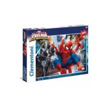Παζλ Spiderman Web Warriors Super Color Disney (104 Κομμάτια)