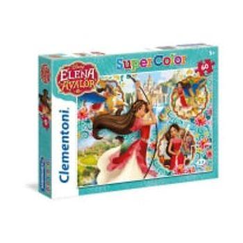 Παζλ Elena of Avalor Super Color Disney (60 Κομμάτια)