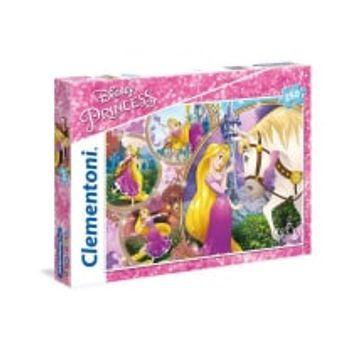 Παζλ Princess Tangled Super Color Disney (250 Κομμάτια)