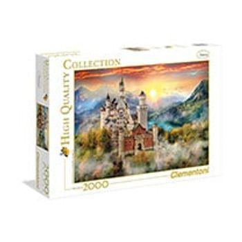 Παζλ Neuschwanstein High Quality Collection (2000 Κομμάτια)