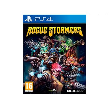 Rogue Stormers – PS4 Game