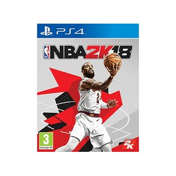 NBA 2K18 – PS4 Game